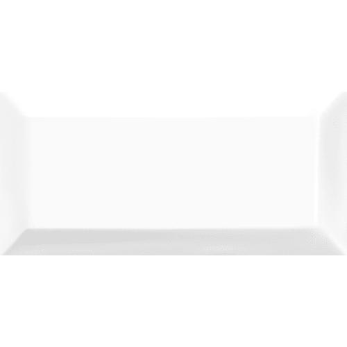 Плитка настенная «Metrotiles» 10х20 см 0.88 м2 цвет белый