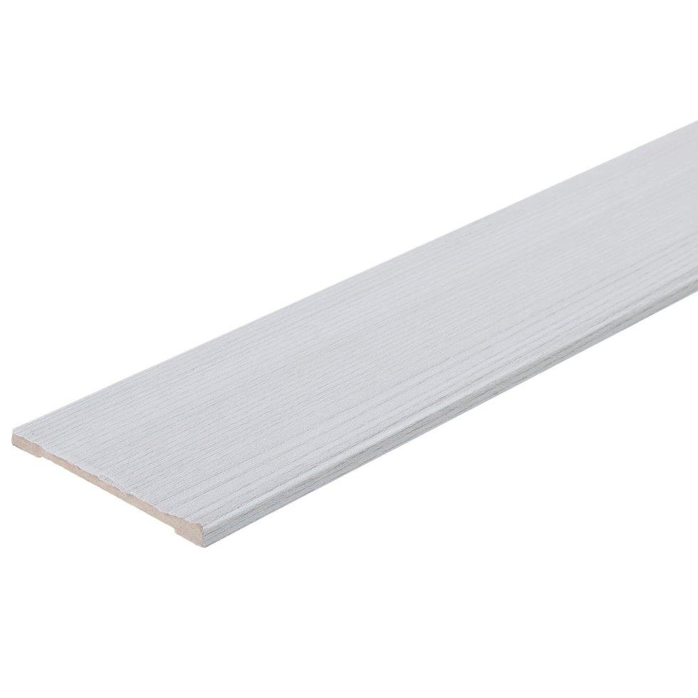 Наличник 70 мм, МДФ, искусственный шпон, цвет ясень скандинавский