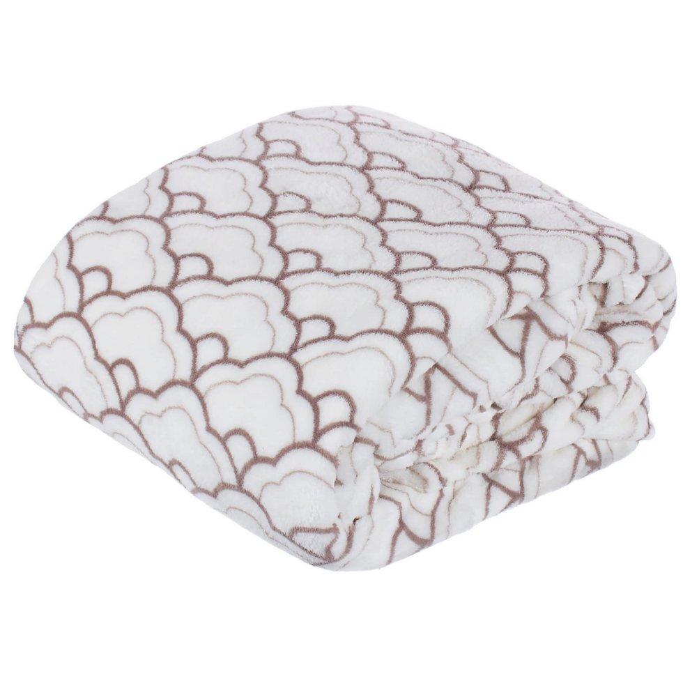Плед «Latte» 200х220 см микрофибра