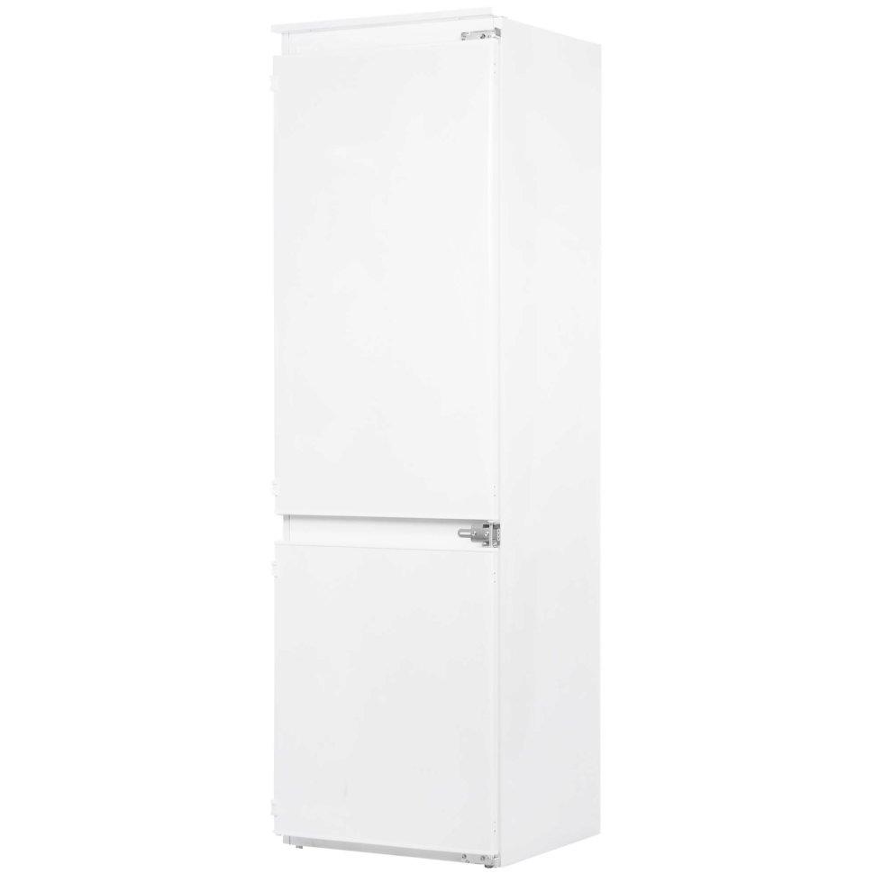 Холодильник встраиваемый двухкамерный Hansa BK316.3, 178х54 см, цвет белый