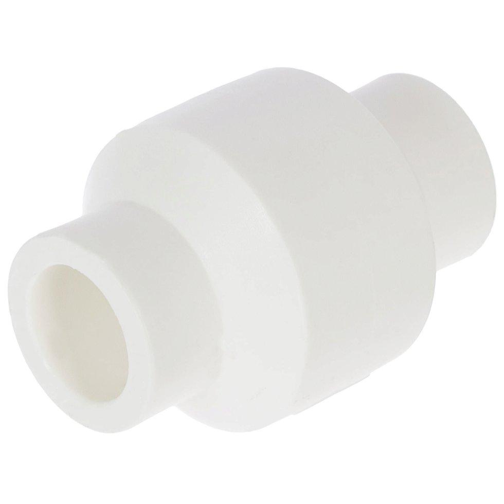Клапан обратный d 20 мм полипропилен