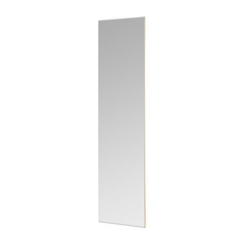 Дверь для шкафа Лион, зеркало, цвет дуб сонома