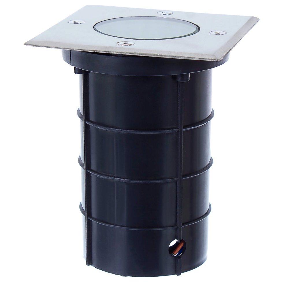 Светильник ландшафтный 50 Вт IP67, цвет чёрный