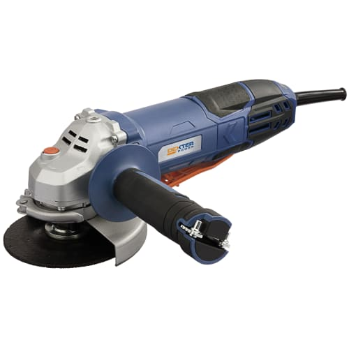 Углошлифовальная машина (болгарка) Dexter 800 Вт 125 мм