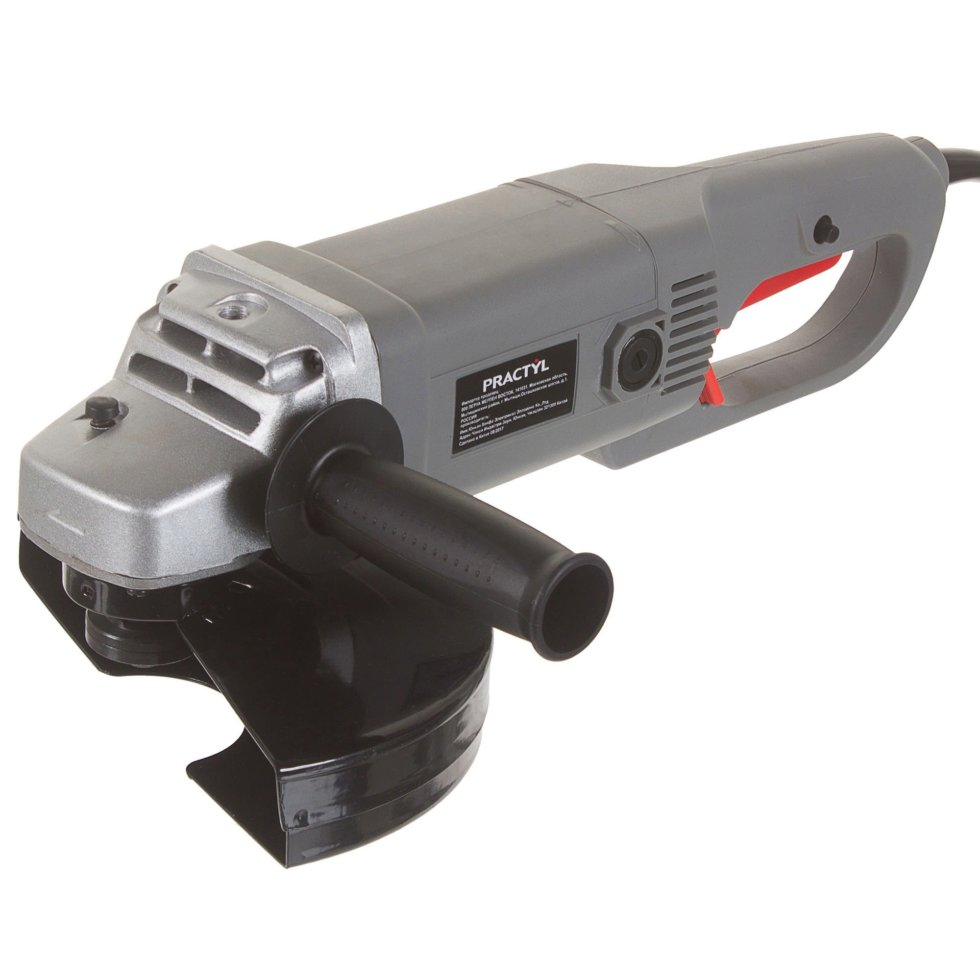 Углошлифовальная машина (болгарка) Practyl 2000 Вт 230 мм