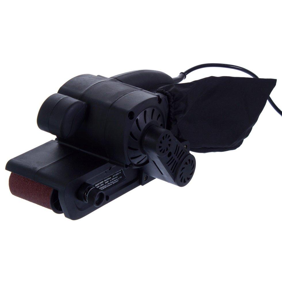 Ленточная шлифовальная машина 800 Вт 76х457 мм