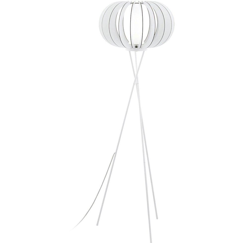 Торшер Stellato2 1хE27x60 Вт, цвет белый