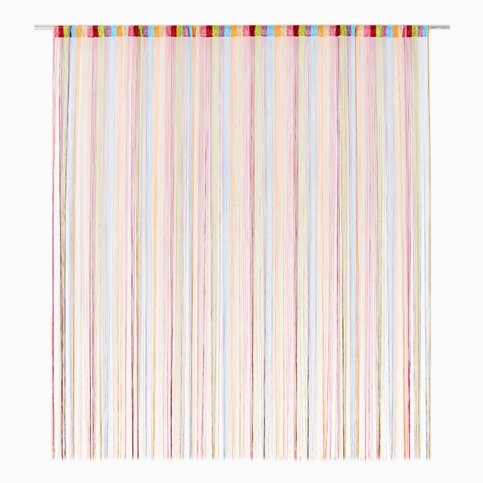 Кисея Радуга 150х280 см разноцветный