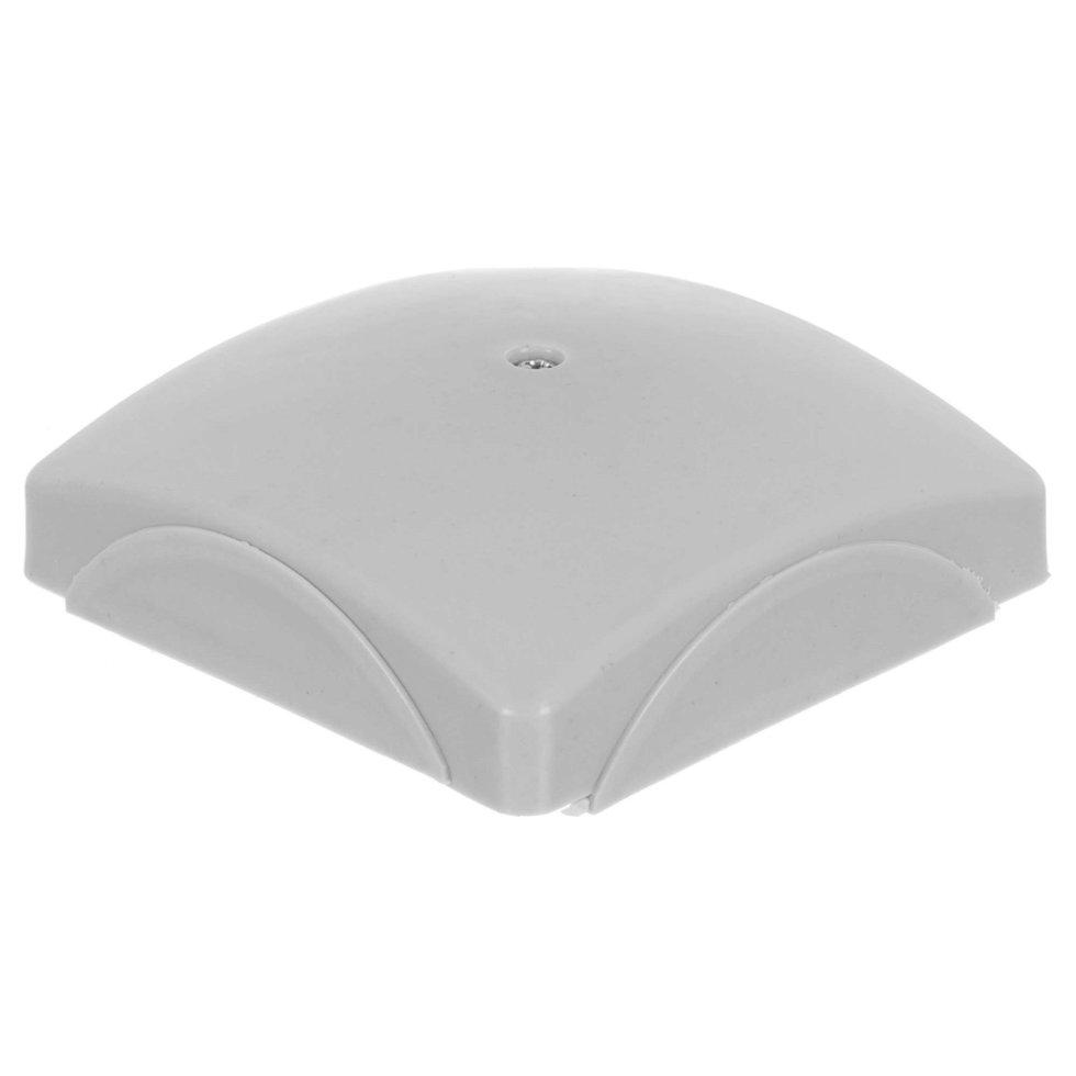 Коробка распределительная 70х19 мм цвет серый