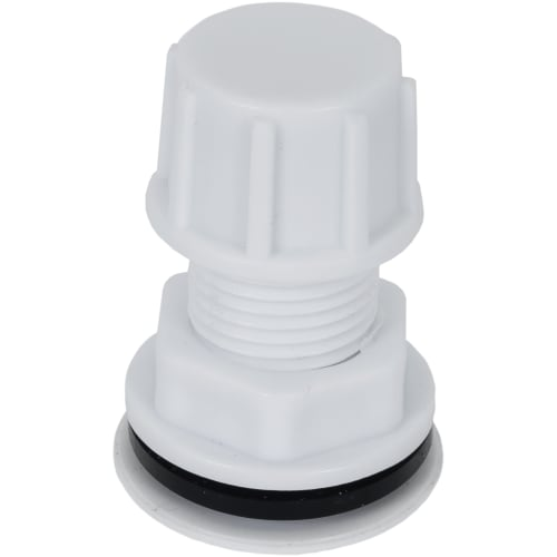 Врезка в бочку 1/2 мм пластик