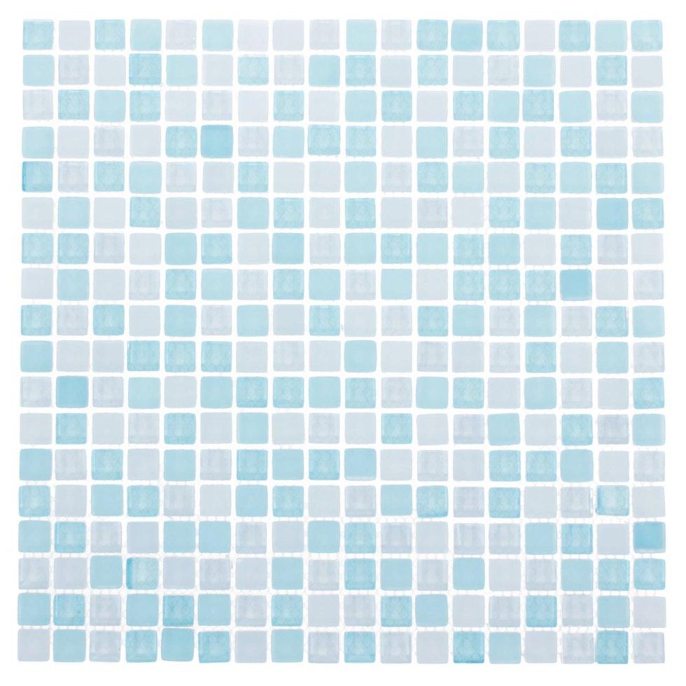 Мозаика Artens «Glass», 30х30 см, стекло, цвет голубой