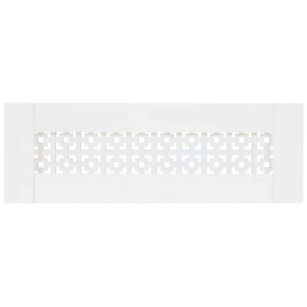 Крышка для экрана Конструктор 50х17 см, цвет белый