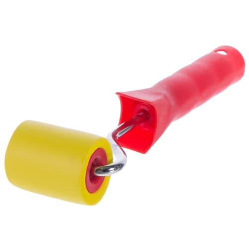 Валик для прикатки швов обоев 40 мм прям