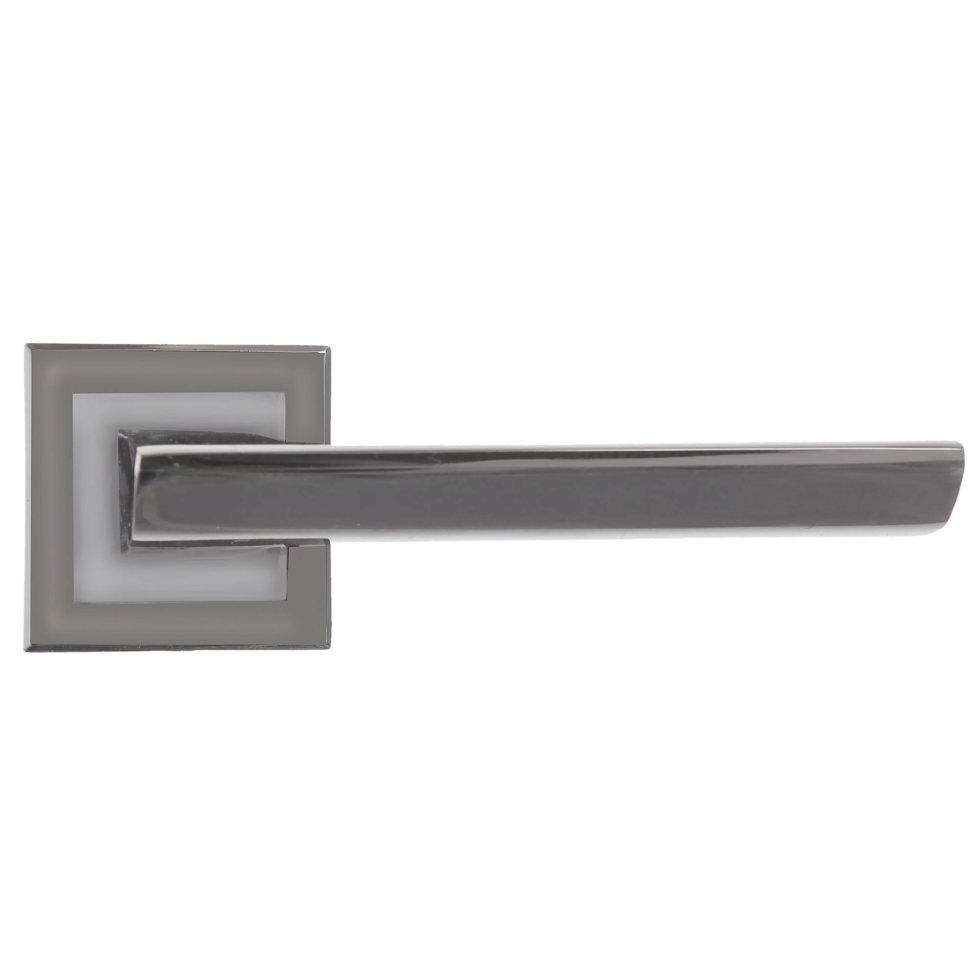 Ручки дверные Windrose Borey H-18105-А-BN, цвет графит