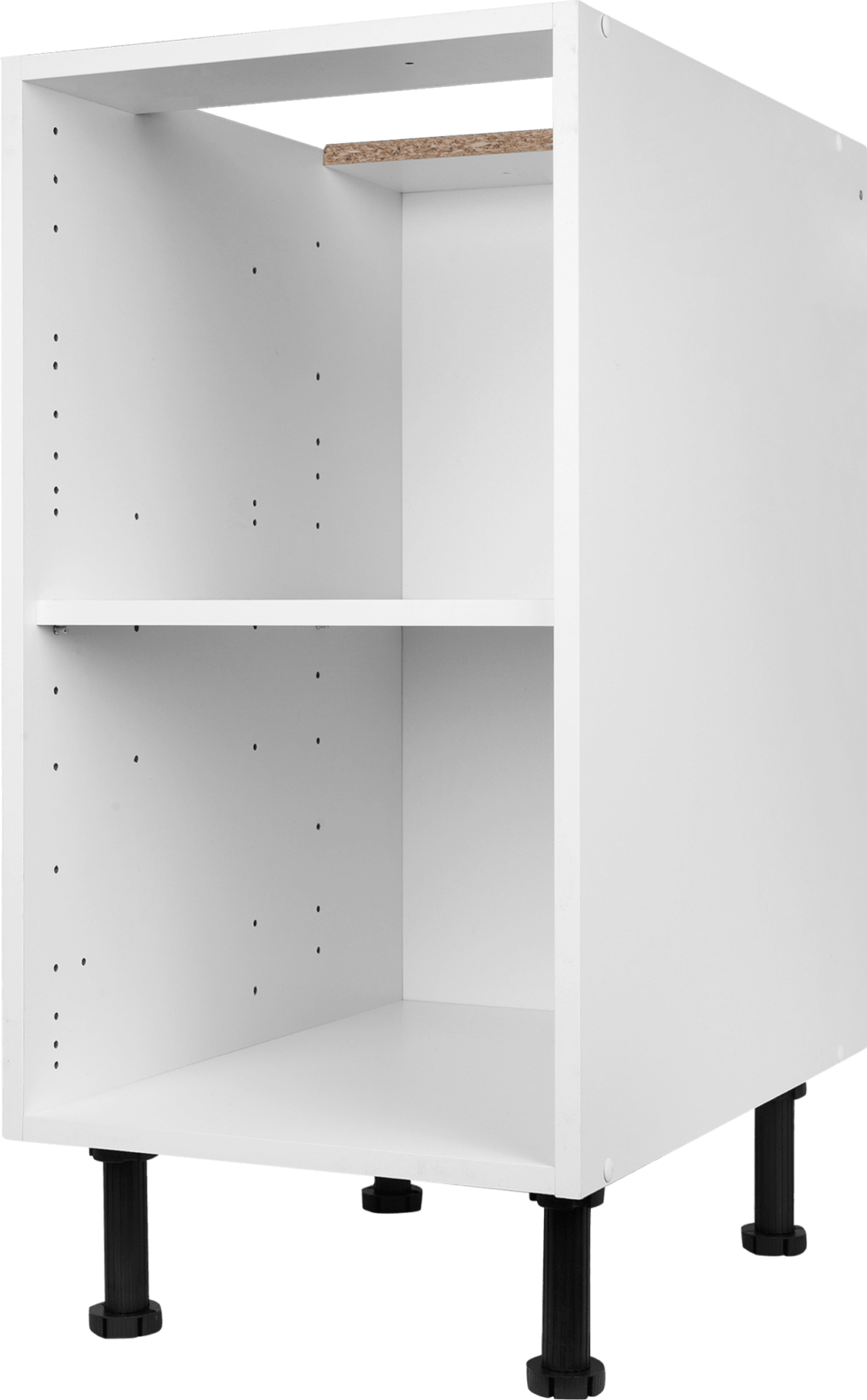 Каркас напольный 40х56х70 см, ЛДСП, цвет белый