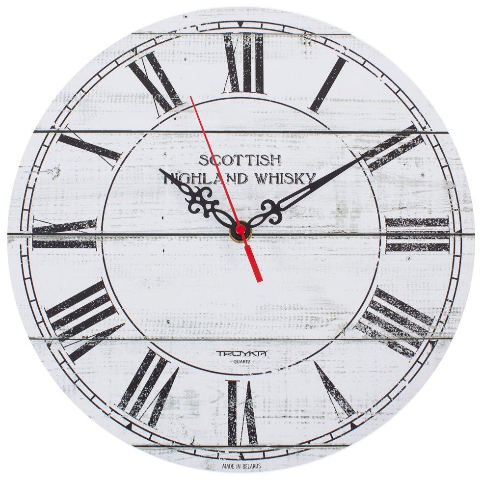 Часы настенные Шарм диаметр 28.5 см