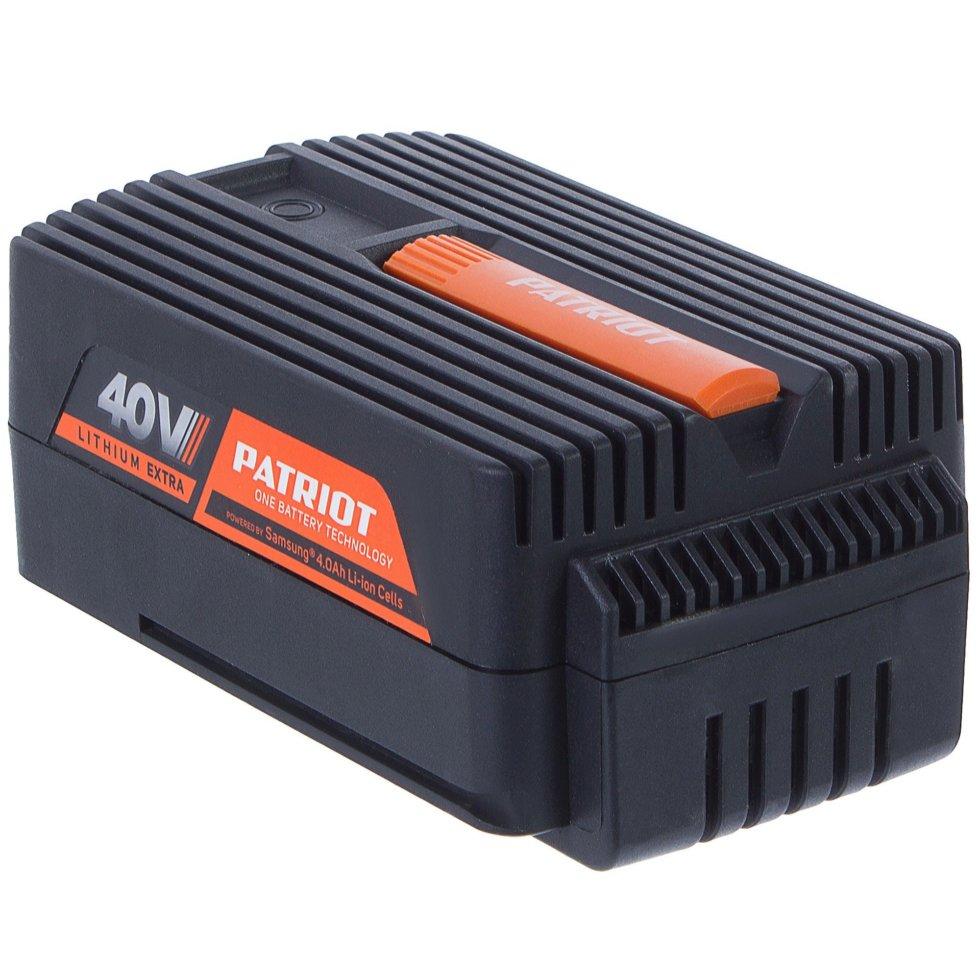 Аккумулятор Patriot 40В 4 Ah для газонокосилки