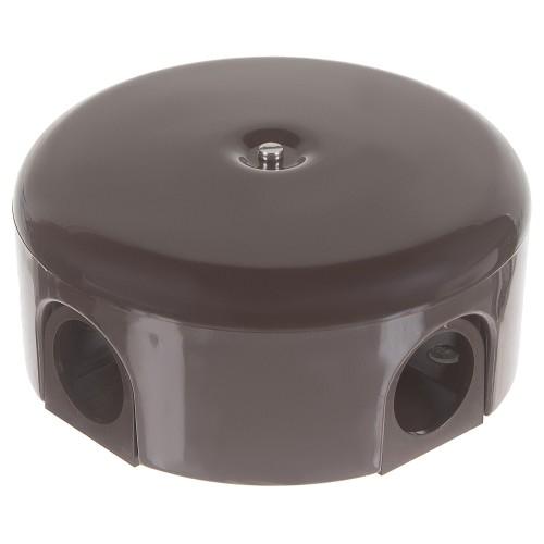 Коробка распределительная коричневая