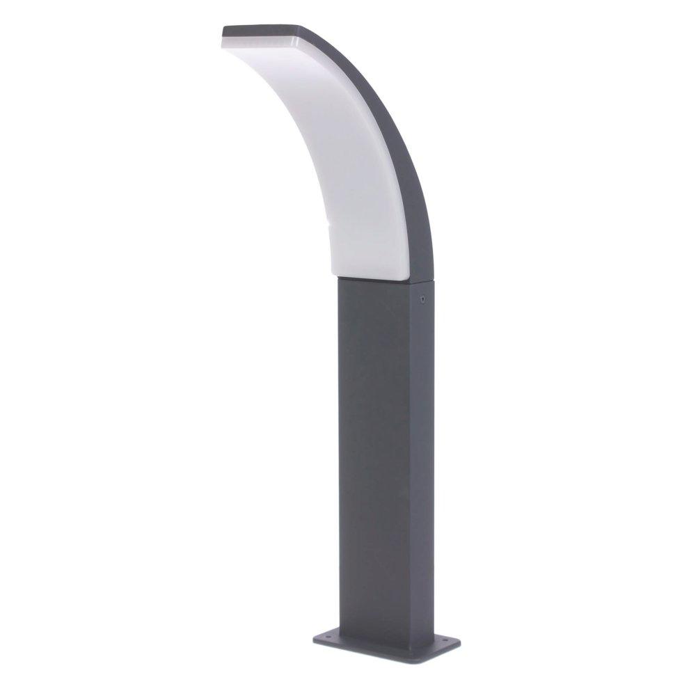 Столб уличный светодиодный Inspire Lakko, 11 Вт, холодный свет, IP44