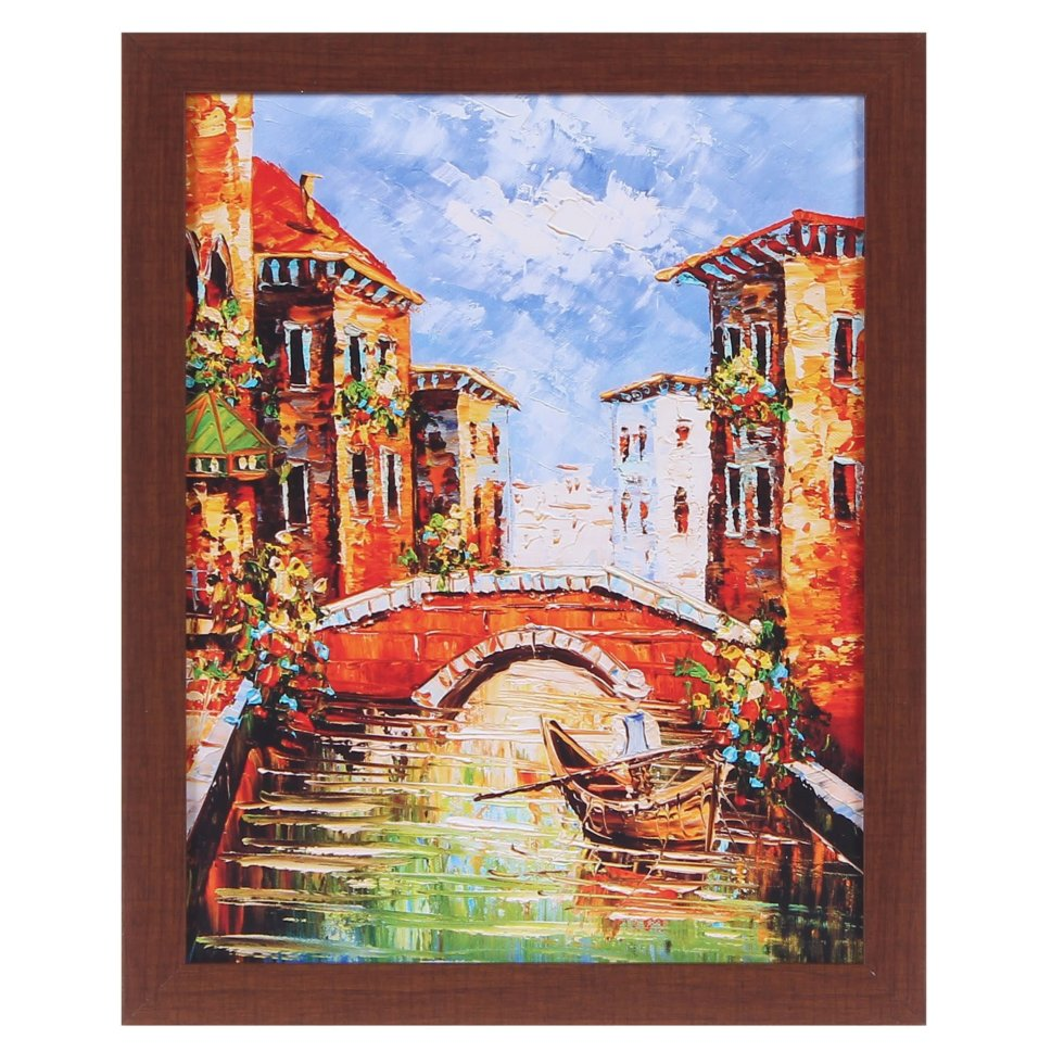 Картина в раме 40х50 см «Венеция»