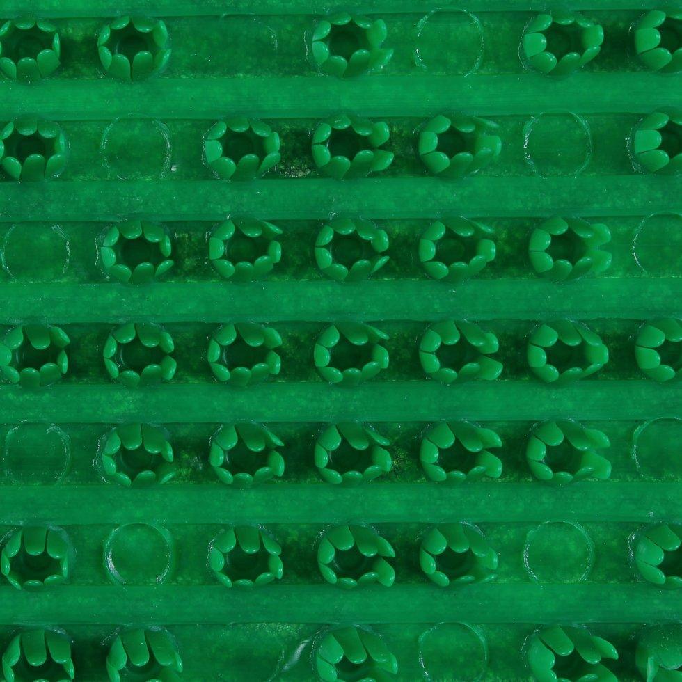 Дорожка «Ромб» 0,9 м цвет зелёный