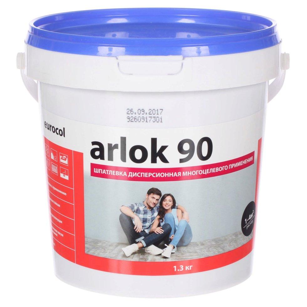 Шпаклёвка водно-дисперсионная 1.3 кг