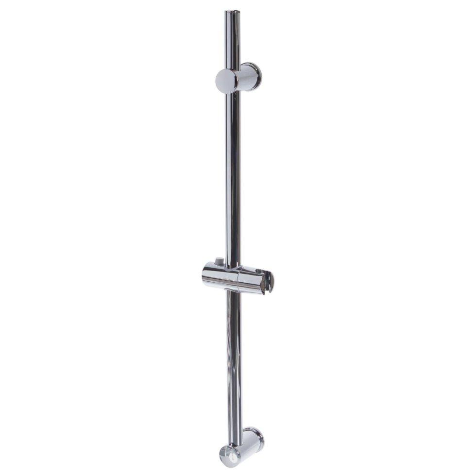 Штанга для ванной комнаты 70 см