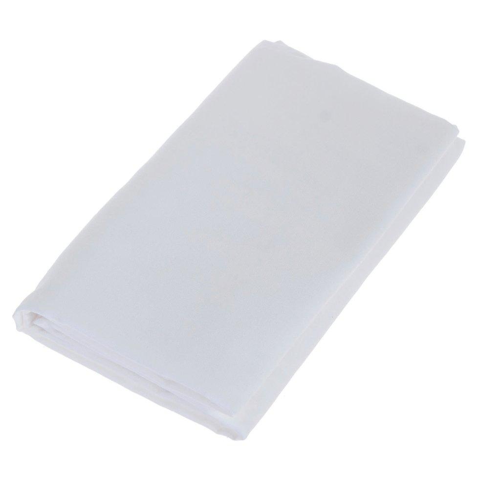 Простыня для бани Эконом 8х150 см цвет белый