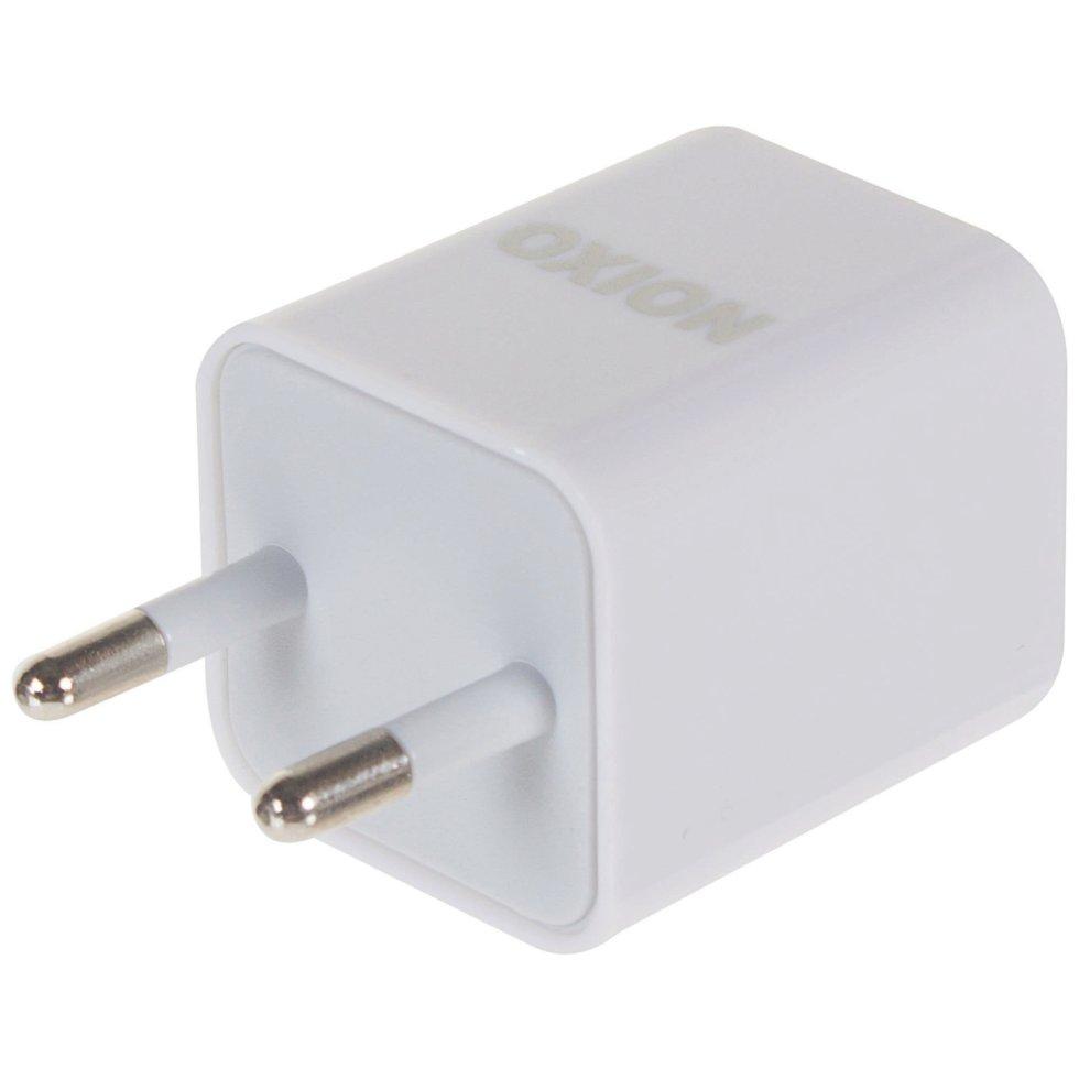 Cетевое зарядное устройство ACR-102, 2 А, 2 USB