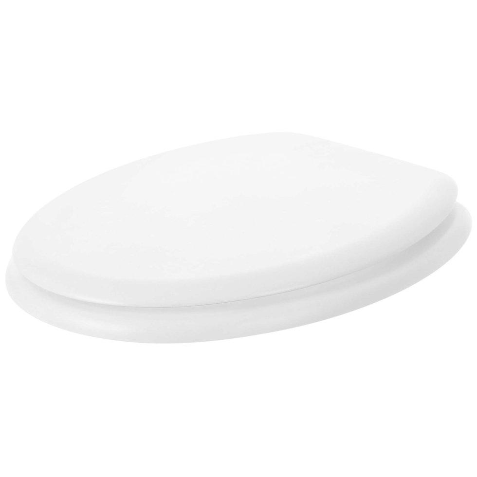 Сиденье для унитаза «Pop» цвет белый