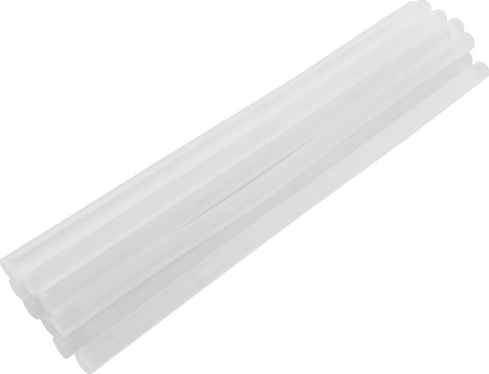 Клеевые стержни Dexter 7x200 мм 12 шт.
