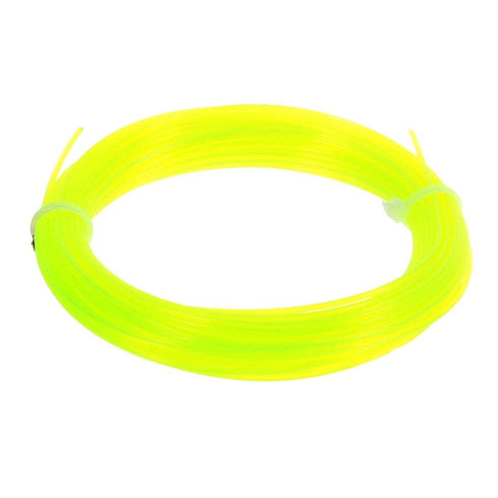 Леска для триммера Sterwins, 1.5 мм х 15 м, круглая, цвет жёлтый