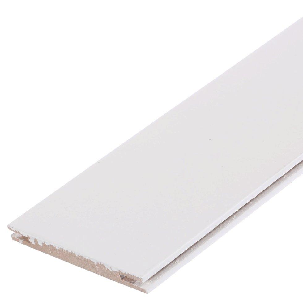 Добор дверной коробки Дэлия 100х2070 мм цвет белый