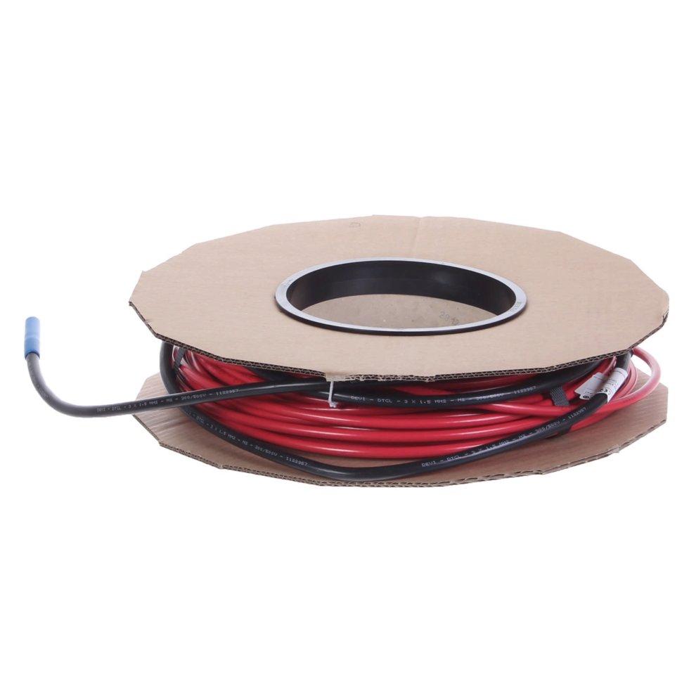 Тёплый пол кабельный Devi 700 Вт 36 м