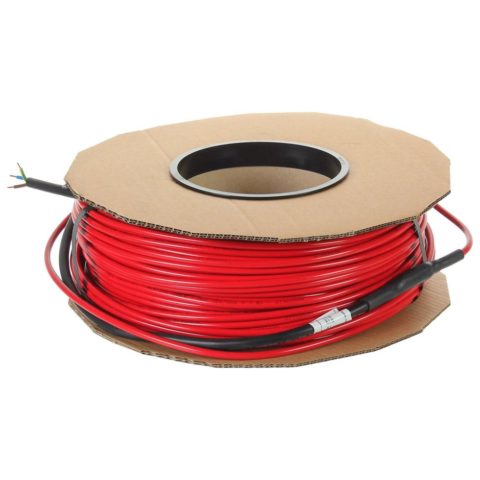 Тёплый пол кабельный Devi 2250 Вт 112 м