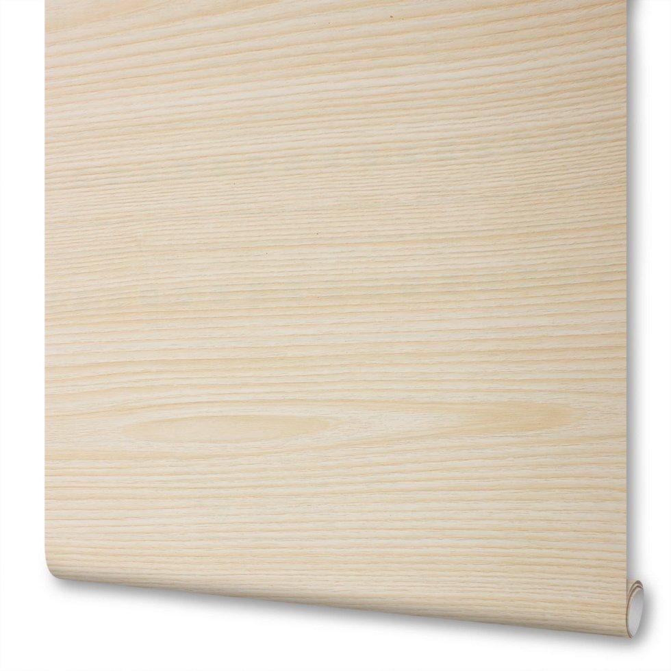Плёнка самоклеящаяся «Светлое дерево» 0,9х8 м