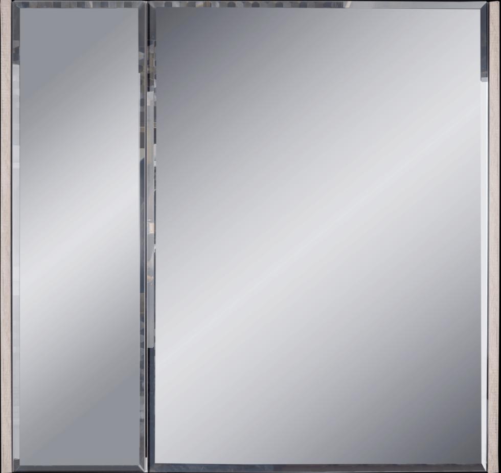 Шкаф зеркальный «Экко» 80 см