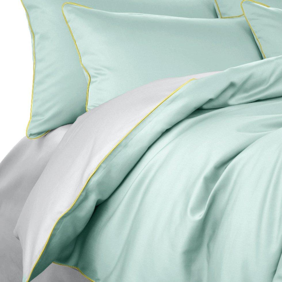 Комплект постельного белья полуторный «CASCADE» сатин