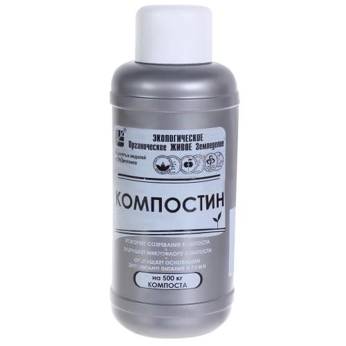 Ускоритель созревания компоста «Компостин» 0.5 л
