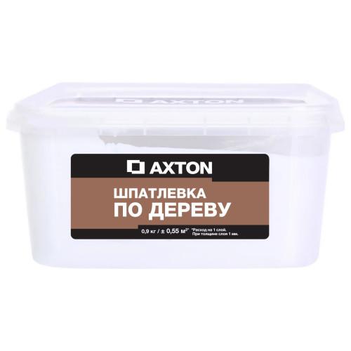 Шпатлёвка Axton для дерева 0,9 кг цвет белый