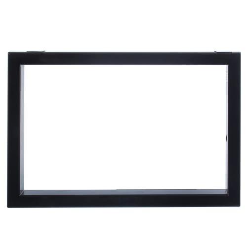 Кронштейн подвесной 450х300 мм цвет чёрный 2 шт.