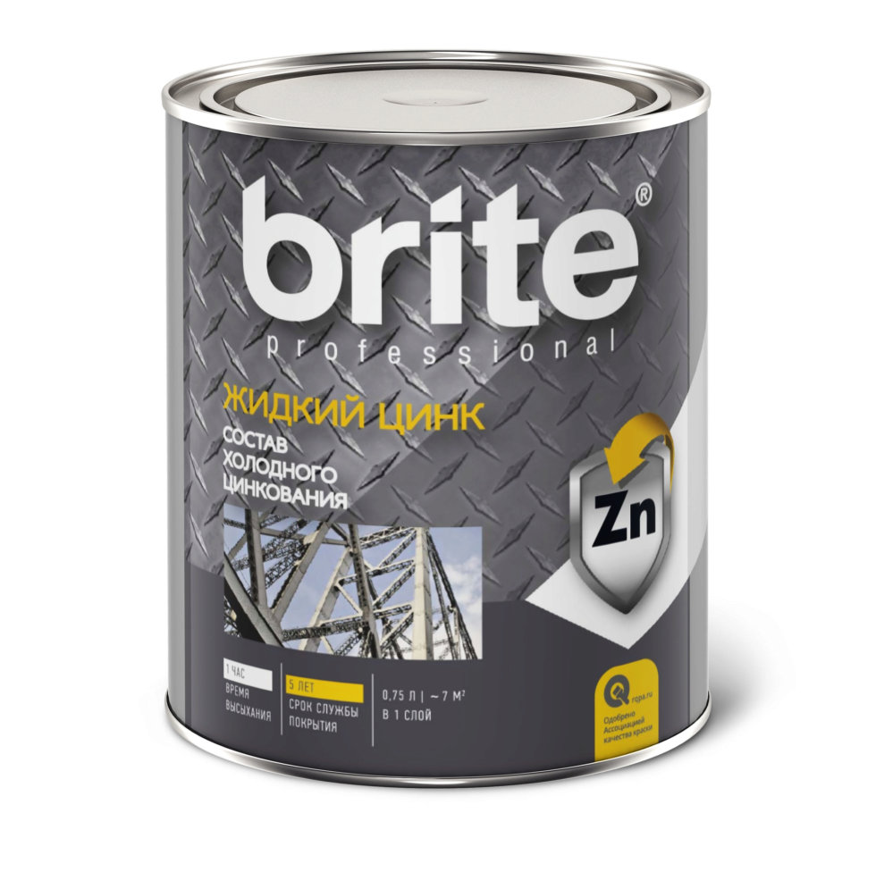 Состав холодного цинкования Brite 0,75 мл