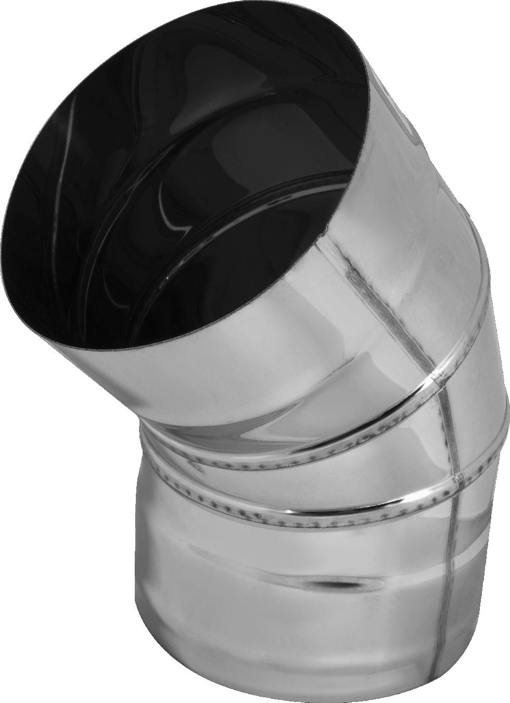 Колено 3 секции угол 135 (430/0.5мм) D150 мм