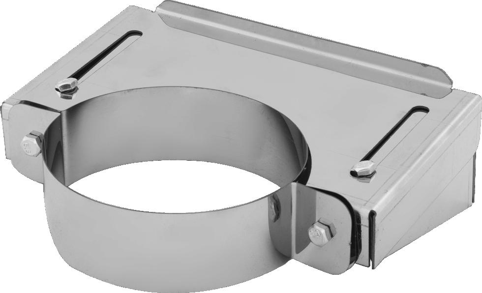 Кронштейн раздвижной №1 430/1.0 мм D120 мм