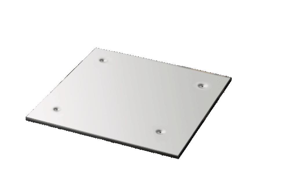 Экран защитный 430/0.5 мм D110