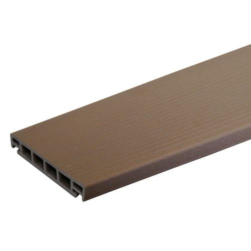 Террасная доска ДПК ITP цвет Вишня 3000х162х26 мм 0.486 м²