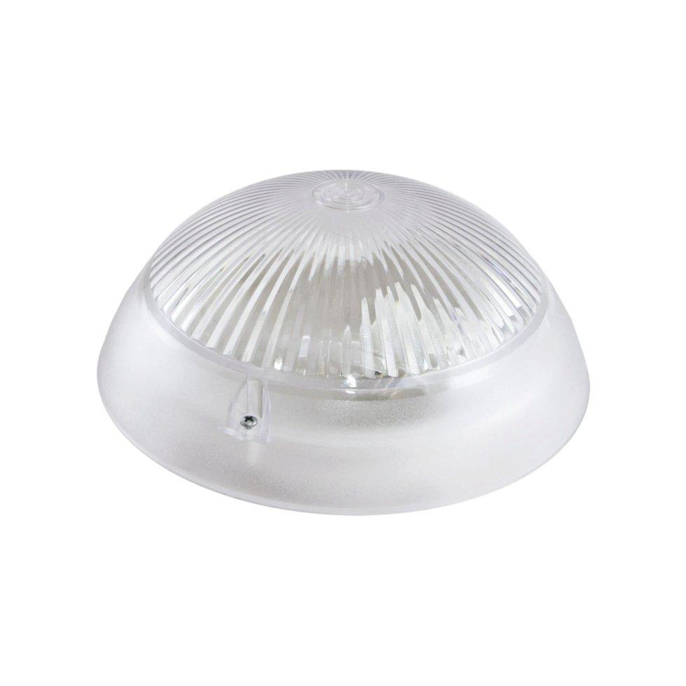 Светильник Сириус 1хE27х60 Вт IP54 цвет белый