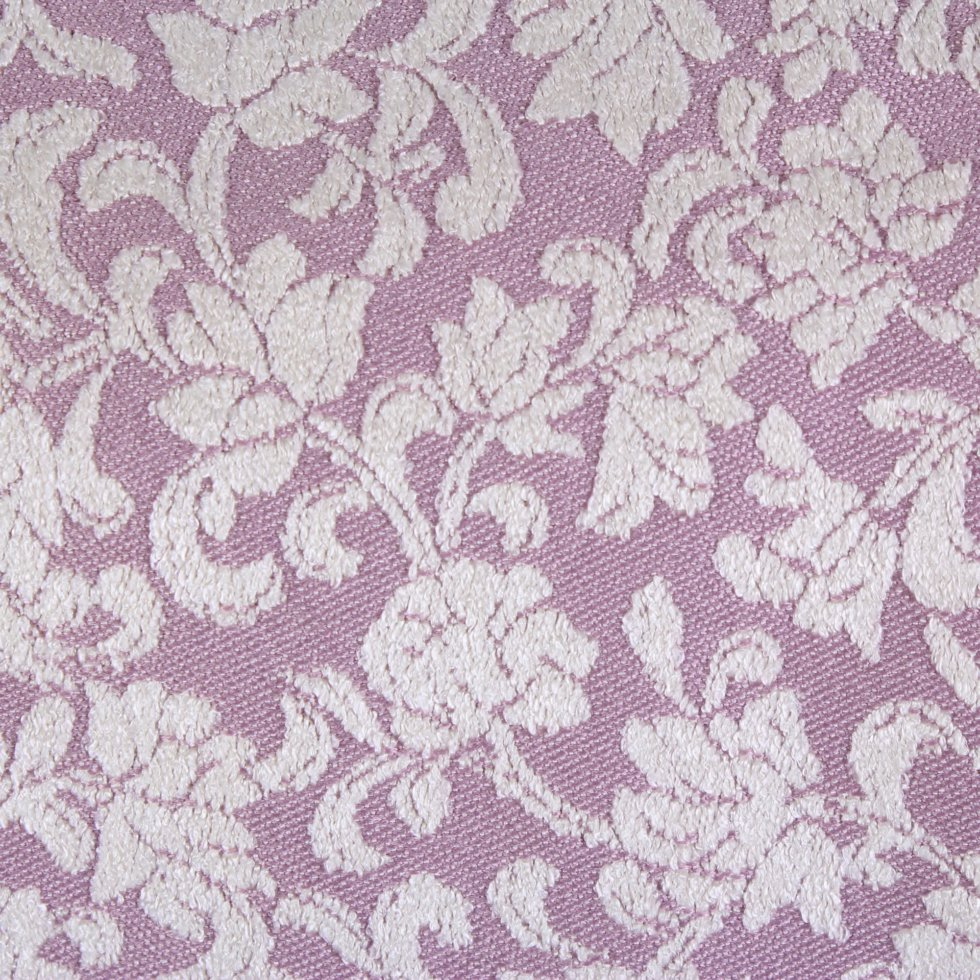Ткань жаккард «Ларэль» 280 см цвет розовый