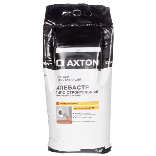 Алебастр Axton, 5 кг
