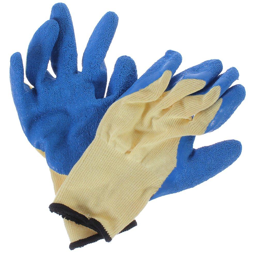 Перчатки Brigadier, 50 г, плотный облив, 10 р